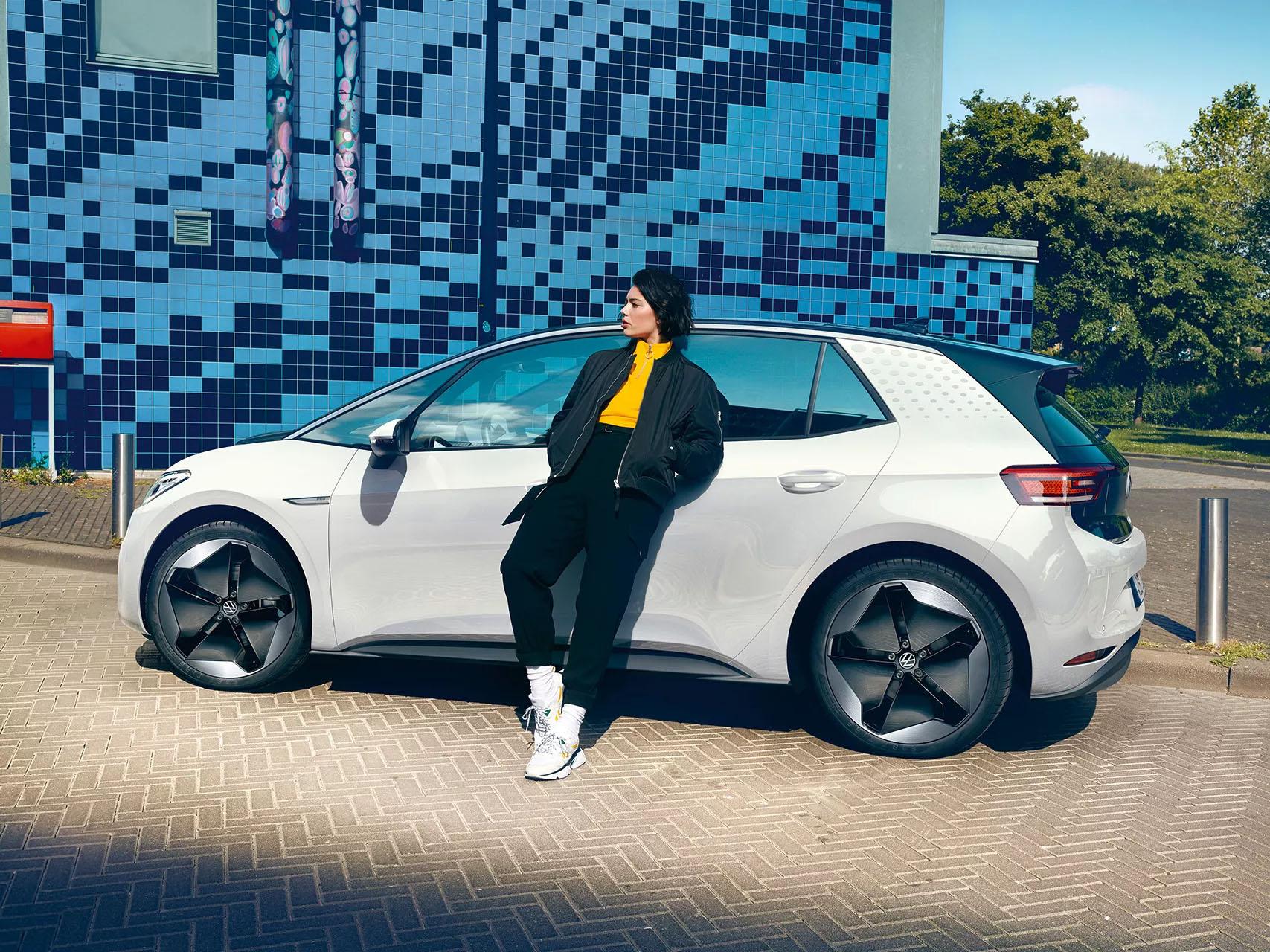 Noleggio lungo termine Volkswagen ID.3