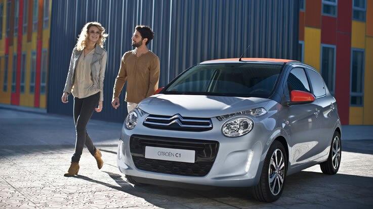 Noleggio lungo termine Citroën C1