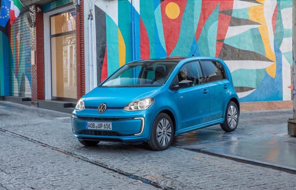 Noleggio lungo termine Volkswagen e-up!