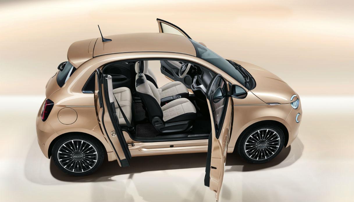 Noleggio lungo termine Fiat 500