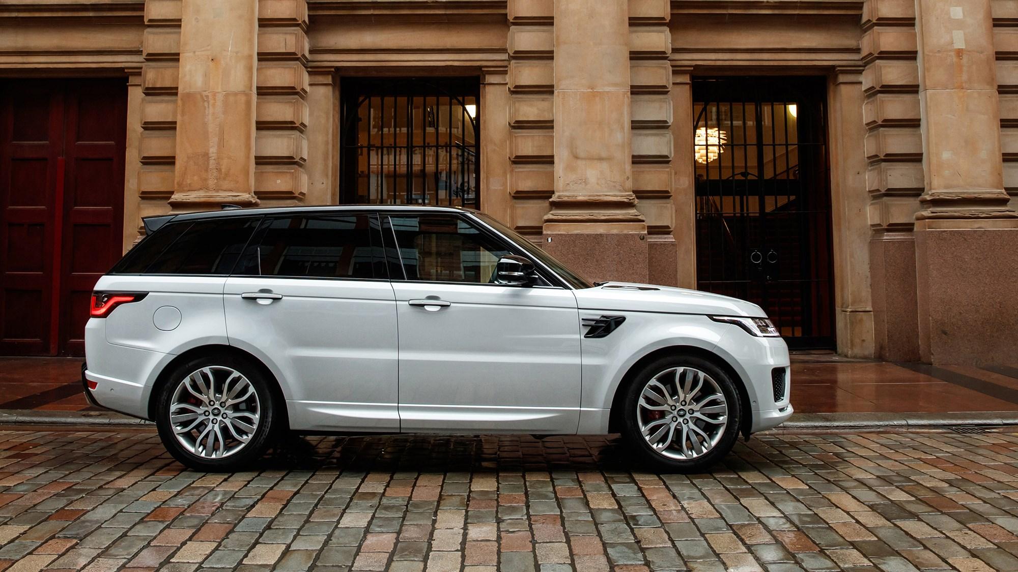 Noleggio lungo termine Range Rover Sport