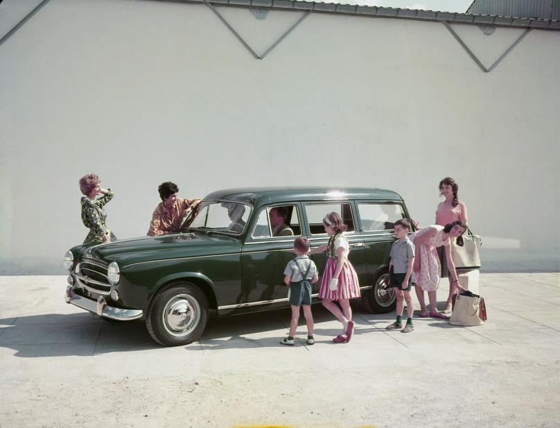 Storia delle station Wagon Peugeot: la 403
